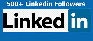 I will Add 500+ LinkedIn Followers