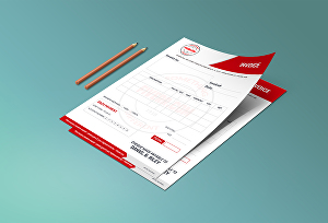 I will design amazing invoice for your company