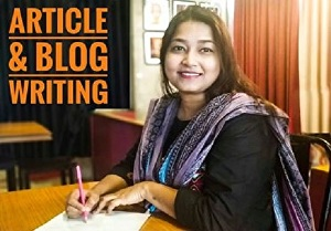 I will Do Customer Engaging Article and Blog writing