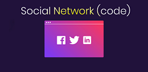 I will code for social network platform