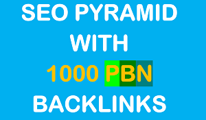 I will Provide 1000 PBN Backlinks and Social Signals from Top Social Networks with Link Juice