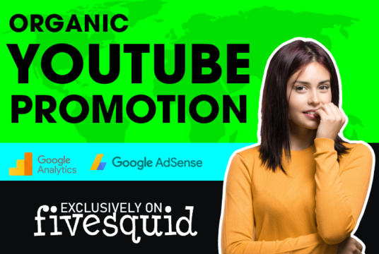 promote youtube video with high authority backlinks
