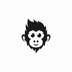 I will make a simple animal logo