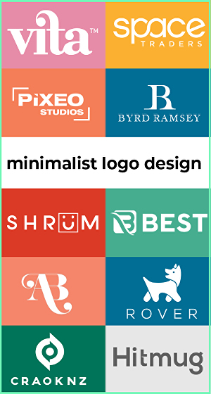 I will do minimal logo design