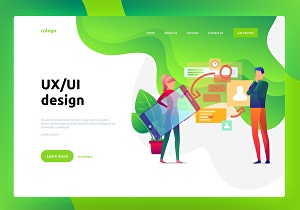 I will Design the complete experience or UI / UX for your website or mobile app