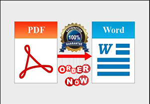 I will provide you PDF to docs file convert