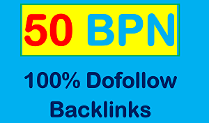 I will Build 50 HomePage PBN Backlinks All Dofollow High Quality Backlinks