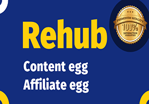 I will create affiliate price comparison website using content egg