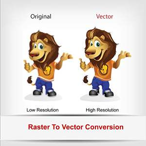 I will do vector tracing, logo tracing, image tracing