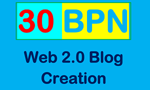 I will Do Safe and Organic 30 Private Blog Network Links  PBN DA60-DA100