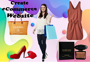 I will create responsive WordPress eCommerce website