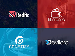 I will design modern logo in just 24 hours