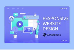 I will Design Professional, responsive website for Business