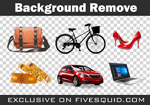 I will Professionally Remove Background & any photoshop edit within 24 Hours