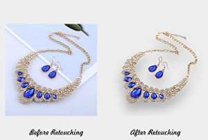 I will retouch product photo or edit product image for amazon or ebay