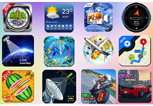 I will design apps and games icon for IOS and Google play
