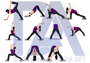 I will illustrate high quality exercises photo
