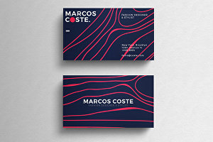 I will create awesome business card