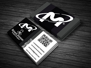 I will service Business cards