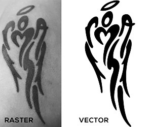 I will do vector tracing