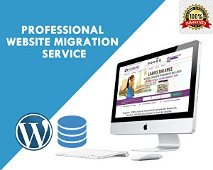I will transfer WordPress site from one hosting to another hosting