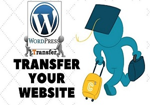 I will do your WordPress website transfer backup and migrate
