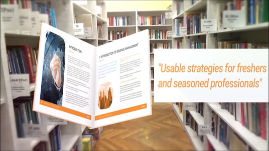 make your 3d book  promotional video