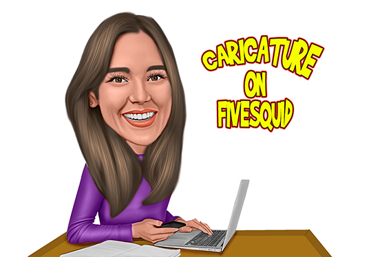 Change your photos into a Caricature