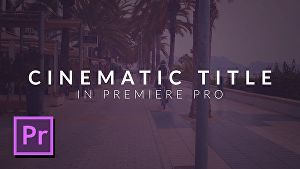 I will make custom cinematic, intro, trailer, teaser, promo video