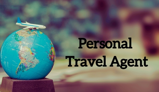 be your personal travel agent