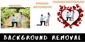 I will do an awesome photo background removal and background change