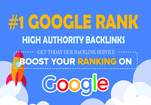 I will provide monthly seo service with high quality backlinks