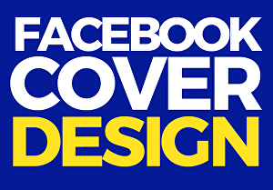 I will design Facebook covers