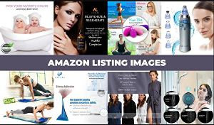 I will design impressive amazon product listing images