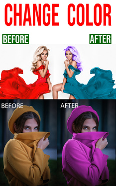 professionally Change Color of anything in Photoshop