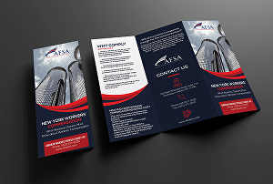 I will design amazing corporate brochure