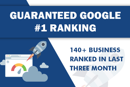 do SEO for your business to get the guaranteed Top Ranking