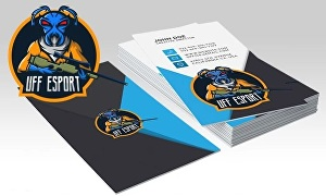 I will design mascot, character logo, business card and letterhead