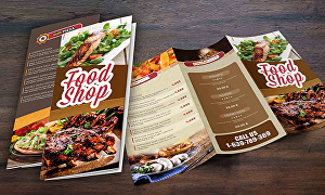 I will design a professional flyer, brochure, poster and banner designs