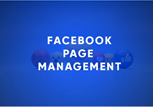 I will manage and grow your facebook business page