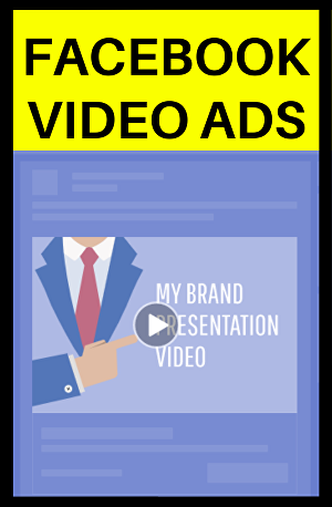 I will Create Facebook Video Ads