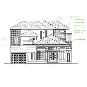 I will make 2D CAD for your floorplans, plumbing plans,architecture and interior