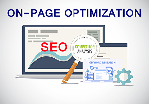 I will do Keyword Research, Competitor analysis, Yoast SEO Onpage Optimization to promote your we