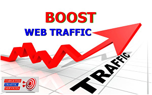 I will drive unlimited traffic to your site, blog or product
