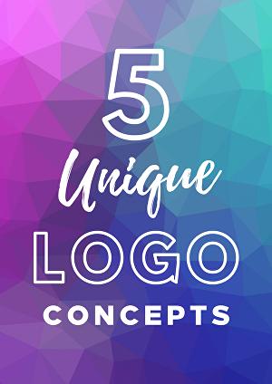 I will create 5 Professional logo concepts for your Business