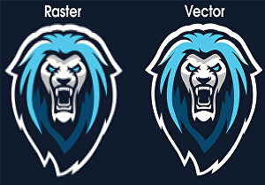 I will Redraw Or Vectorize Raster Logo, Sketch Or Image within 24 hour