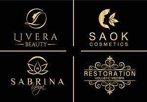 I will Design HQ Luxury Beauty Spa Cosmetic Logo For Your Business