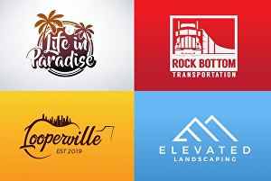 I will design professional signature logo
