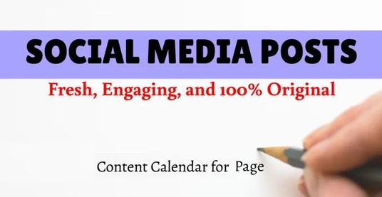 create your social media visual content