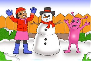 I will create awesome children book illustrations